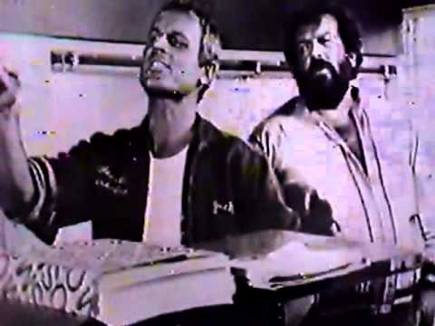 Terence Hill and Bud Spencer interview 1983