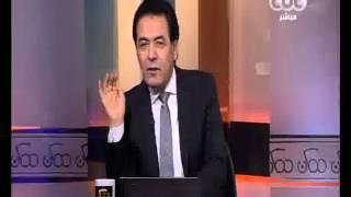 شاهد.. خيري رمضان يتساءل عن دخول قوات برية مصرية في حرب داعش بسوريا