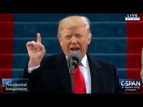 "Donald Trump ""The Oath Of Office I Take Today Is An Oath Of Allegiance To ALL Americans!"""