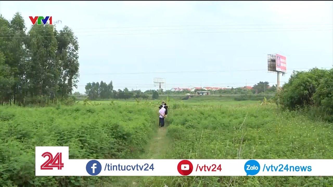 Toàn cảnh về sốt đất ngoại thành Hà Nội | VTV24