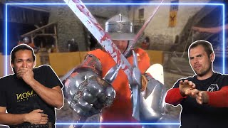 HEMA Instructors REACT to Kingdom Come: Deliverance | Experts React