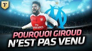 Giroud s'explique pour l'OM, Mbappé fait le show - La Quotidienne #87