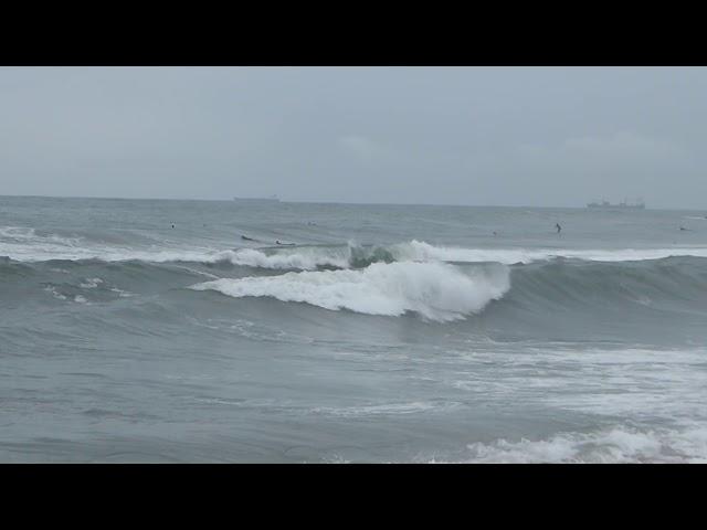 Surfistes a la Barceloneta - Barcelona - Febrer 2021
