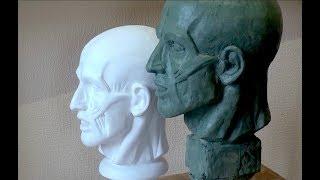 Экспресс-курс скульптуры (видео отчёт)