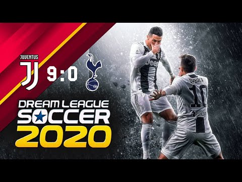 Juventus 9-0 Tottenham Hotspur --DLS 2020 ios--DLS 2020 game play--DLS 2020 android-- U.S worm gamer - 동영상