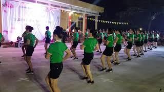 Vũ điệu cô gái mở đường, tuyệt vời, Xã Đông Xá Đông Hưng TB biểu diễn.