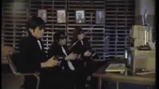 THEE MICHELLE GUN ELEPHANT「バードメン」プロモーションビデオ.