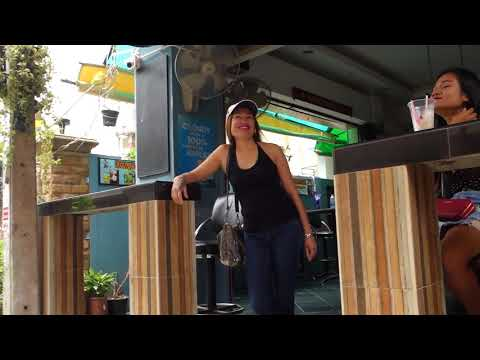 PATTAYA Jomtien Walk Along Soi 7 (Video Cut for Hotel Review)