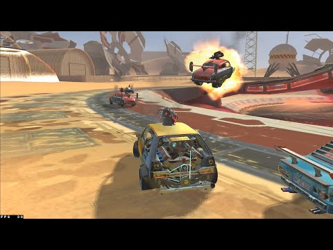 METAL MADNESS PvP: War Apex of Online Car Shooter - I AM UNSTOPPABLE!