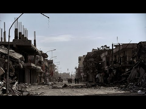'Liberating' Iraqi Cities Often Reduces Them to Ghost Towns
