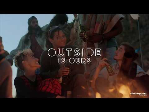 Kopparberg Cider | Outside Is Ours | 2018 Advert
