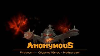 [Asedio de Orgrimmar - Firestorm] Gigante Férreo by AnonymouS
