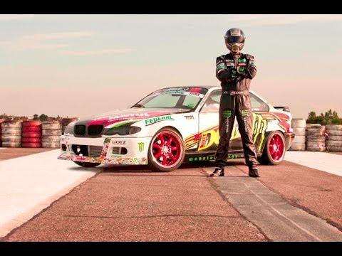 King of Europe Drift Champion - Adam Kerenyi Drift promo  by Dotz Tuning Wheels