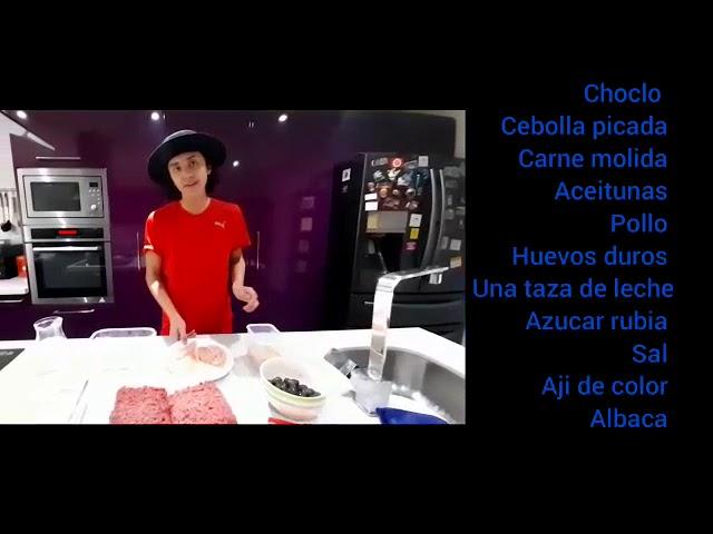 Seba Lozano 8C   Pastel de choclo 1