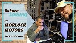 Bohnen-Ladung für Morlock Motors? | Cafe Colonia TV Unterwegs