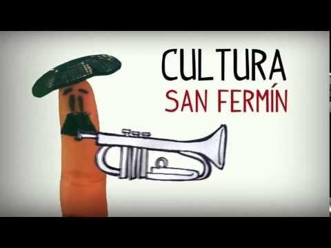 Chanson espagnole de San Fermín - Apprendre la culture, les traditions et les fêtes d'Espagne