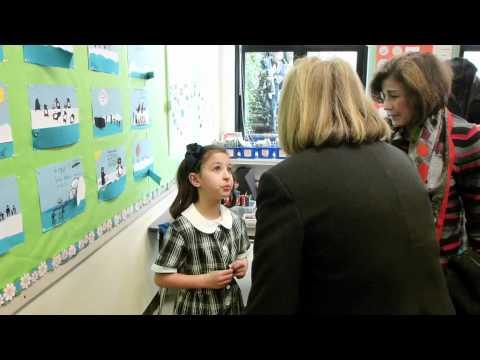Hamlin School Grandparents Day