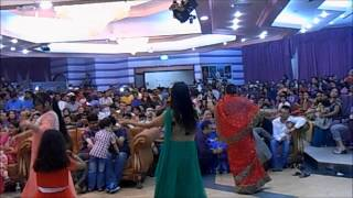 teej 2014 in kuwait , sakiyo sampati vaiyo vukaram ....singer madhav sharma