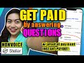 EARN CASH BY ANSWERING QUESTIONS IN THIS WEBSITE | Masmic Honest Review