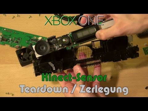 xbox one kinect 2 0 tear down and repair guide cleanin doovi Xbox 360 Controller Dimensions Xbox 360 Controller Repair Service