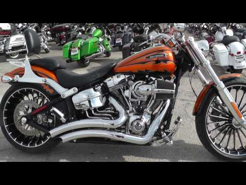 956581 - 2014 Harley Davidson CVO Softail Breakout   FXSBSE - Used motorcycles for sale