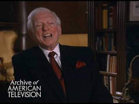 "Sidney Sheldon on creating ""I Dream of Jeannie"" - TelevisionAcademy.com/Interviews"