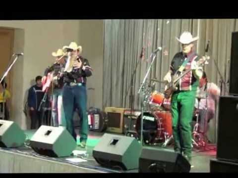 Conjunto San Antonio. (Chicano) Country Music Messe. Berlin