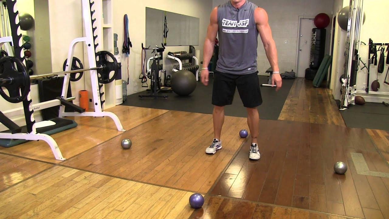 Leg Exercises For Reaction Time Exercise Routines