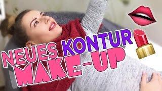 NEUES KONTUR MAKE-UP vom PROFI! PERFEKTE Augenbrauen, Lippen & Wimpern