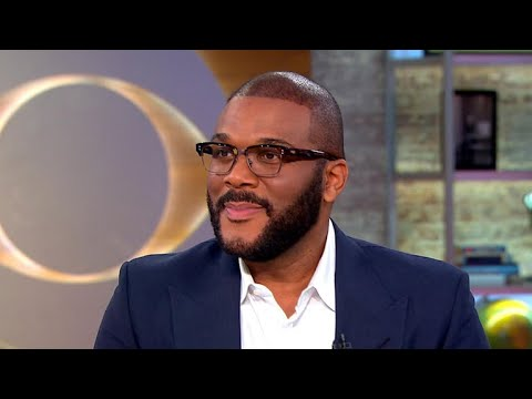 "Tyler Perry reflects on learning from his painful past and ""gift of faith"""