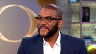 Tyler Perry reflects on learning from his painful past and