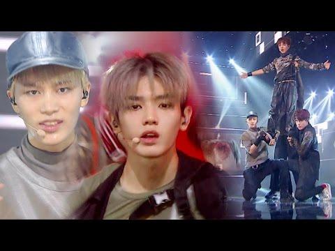 《POWERFUL》 NCT 127 - Fire Truck (소방차) @인기가요 Inkigayo 20160731