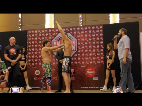 MIMMA Season 2 Grand Finale Official Weigh In