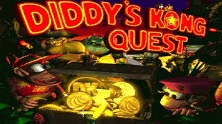 Donkey Kong Country 2: Diddy's Kong Quest 102% Walkthrough