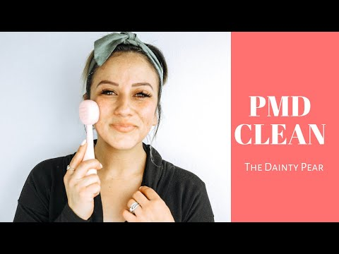 PMD Clean Review|| The Dainty Pear