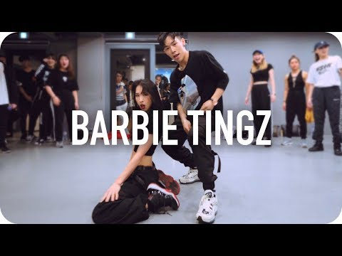 Free Download Barbie Tingz - Nicki Minaj / Mina X Koosung Choreography Mp3 dan Mp4