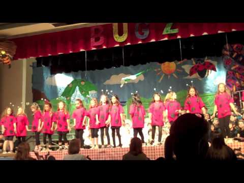 Be a Lady  Bugz School Play