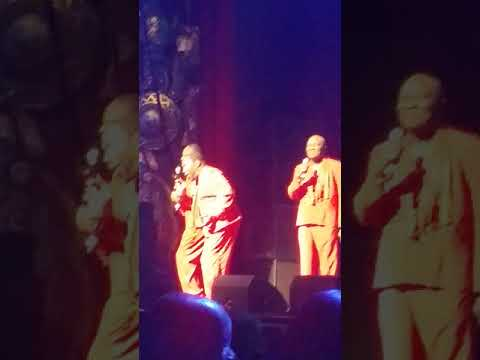 The Ojays Live at the Beacon Theater NYC   Let me make love to you mp3