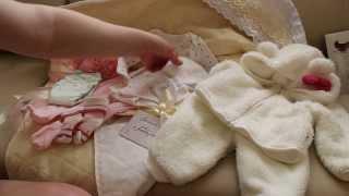 сумки на выписку из роддома(Сумки в роддом, соответственно часть №2, соответственно самое необходимое и соответственно в пакетах и..., 2014-02-27T12:59:20.000Z)