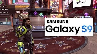 Shadowgun Legends Galaxy S9 Gaming Test Max Settings [Exynos 9810]
