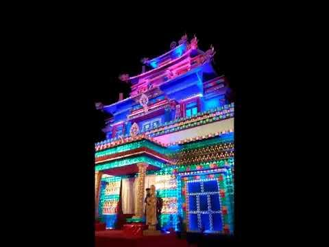 c542227eb9c Durga puja 2017 (Chatra bandhu club) in Agartala - YouTube