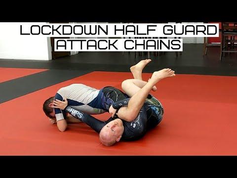Lockdown Half Guard, Part 13: Attack Chains