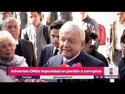ONG´s internacionales reaccionan al plan de seguridad de AMLO | Noticias con Yuriria Sierra