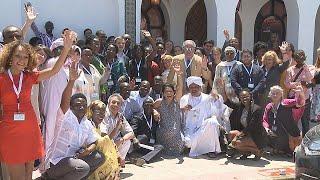 O diálogo entre África e UE através da sociedade civil - focus