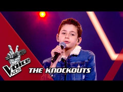 Max - 'Señorita'   Knockouts   The Voice Kids   VTM