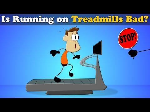 Is Running on Treadmills Bad? | #aumsum #kids #science #education #children