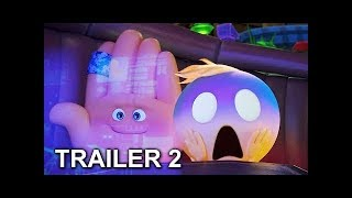 The emoji movie 2 (TRAILER)  2018 1080p