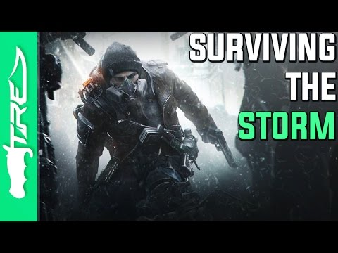 SURVIVING THE STORM! - The Division Survival Gameplay (The Division Xbox One Gameplay)