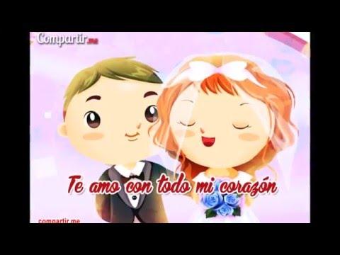 Tarjetas De Amor Para Mi Esposo Y Esposa Mi Gran Amor Youtube