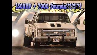 1500HP 7000 Pound Dually, What, Why, How!!!???